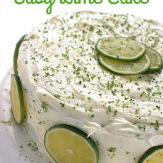 Easy Lime Cake