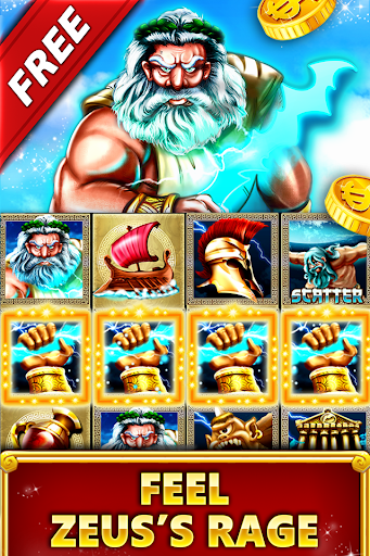 Zeus Slots 澳门老虎机: 免费老虎机