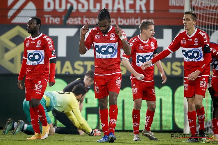 KV Kortrijk duikt linkerkolom in en smeert Oostende een 1 op 15 aan