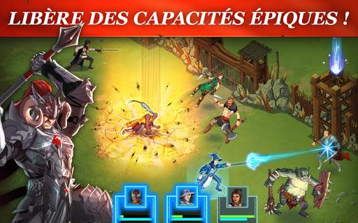 Code Triche StormBorn: Guerre des légendes apk mod screenshots 3