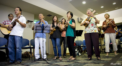Photo: Sweet voices filled the room
