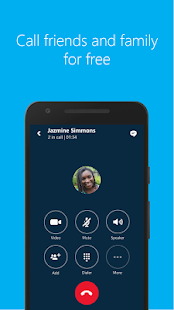 Skype - free IM & video calls Screenshot 4