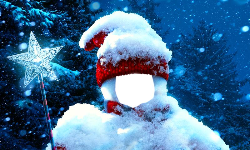 android bonhomme de neige de montage Screenshot 4