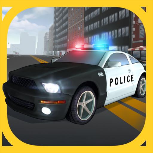 警方犯罪Drive芝加哥 賽車遊戲 LOGO-玩APPs