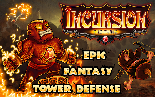 Tower defense: Thing TD game- screenshot thumbnail