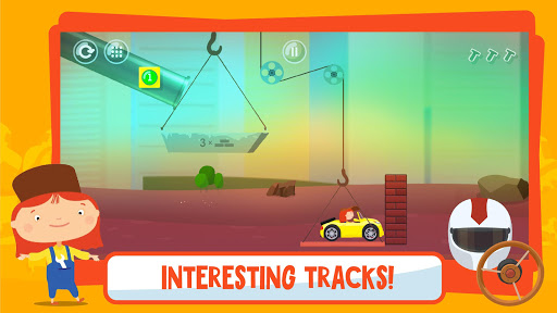 Doctor McWheelie: Logic Puzzles for Kids under 5 android2mod screenshots 7
