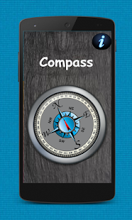 Digital Compass for Directions - náhled