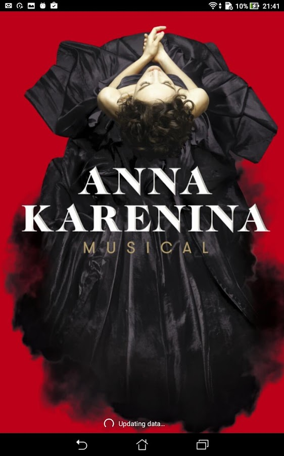 ANNA KARENINA musical- screenshot