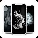 Wallpaper Black - Dark Backgrounds icon