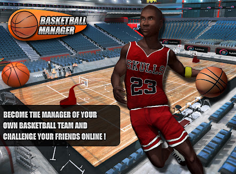 Basketball Manager