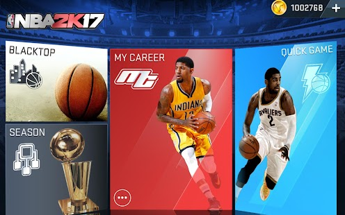 NBA 2K17- screenshot thumbnail