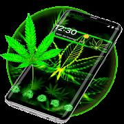 3D Live Neon Weed Launcher