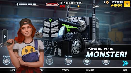 Big Rig Racing MOD (Always Win) 5