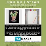 Paint Night at Desert Rose