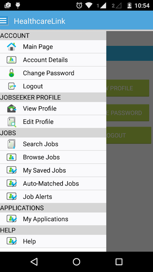 Healthcare and Medical Jobs- screenshot