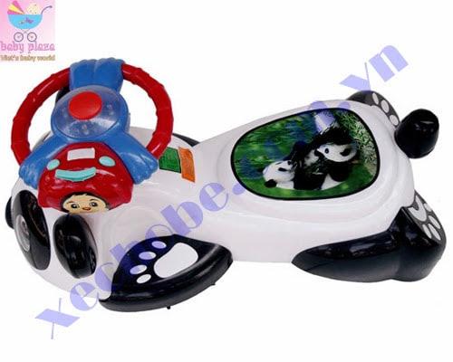 Xe lắc trẻ em Panda XL19 1