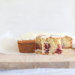 Lemon Blackberry Cake Recipes