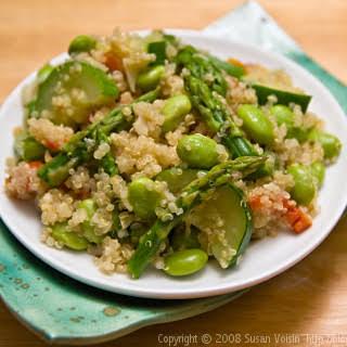 Spring Green Quinoa.