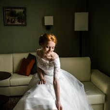 Wedding photographer Yuliya Isupova (JuliaIsupova). Photo of 04.09.2018