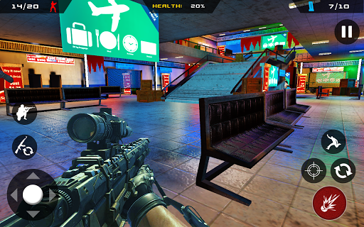 Counter Terrorist Modern Strike Frontline Mission for PC