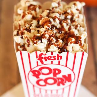 Pumpkin Spice Popcorn Recipes