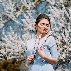 Wedding photographer Ksyusha Khovard (ksushahoward). Photo of 08.04.2016