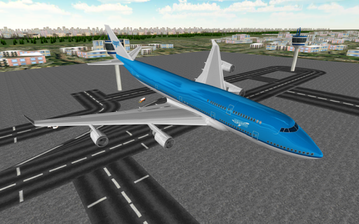 simulator penerbangan: pesawat 1.32 screenshots 10