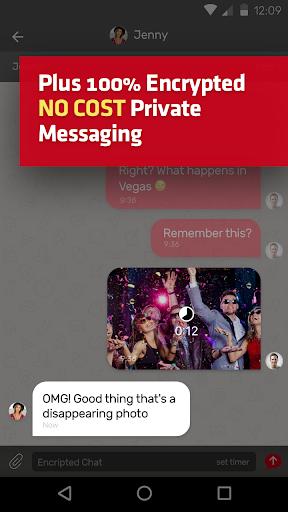 Número, SMS y llamadas gratis screenshot