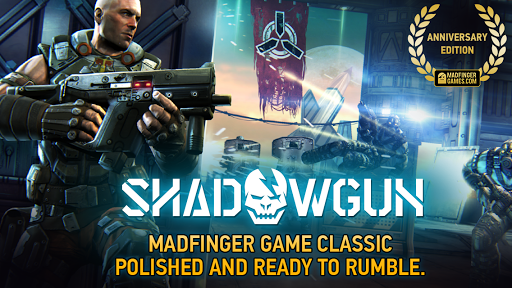 SHADOWGUN screenshot 13