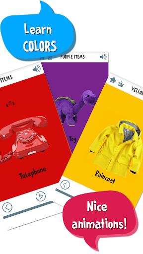 免費下載教育APP First Words for Baby: Colors app開箱文 APP開箱王