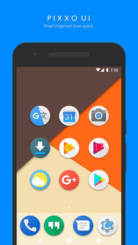 Pixel Zooper Widget Apk
