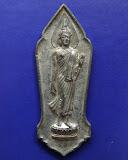 19.พระลีลา 25 พุทธศตวรรษ เนื้อชิน พ.ศ. 2500 พระดีพิธีใหญ่