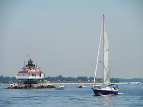Photo: Thomas Point near Annapolis
