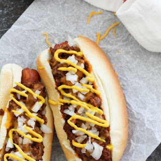 Coney Island Hot Dog.