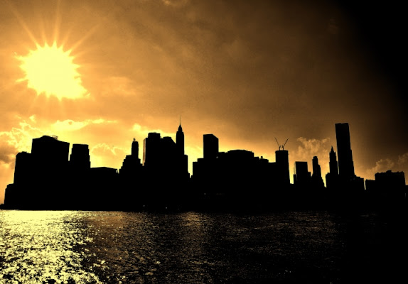 Gotham City di photofabi77