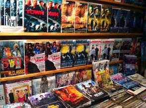 Photo: Des centaines de DVD à 0,70€