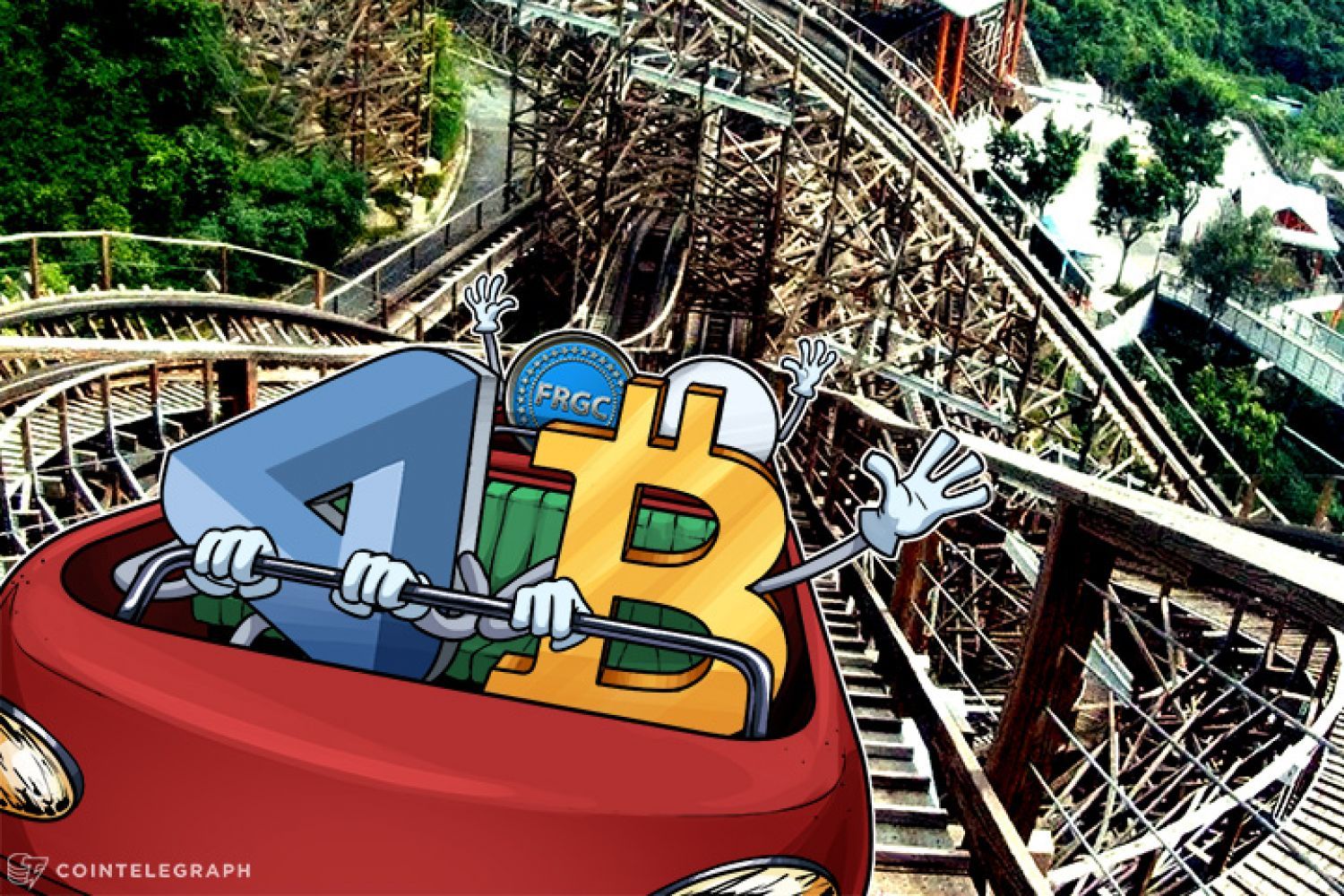 Cryptocurrency on the rides