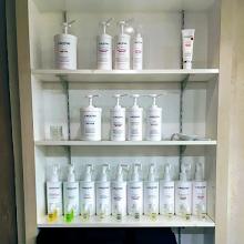 Photo: Bar a shampoing et soin beauté personalisés