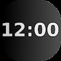Custom Clock Widget icon