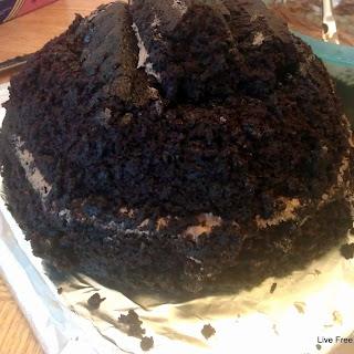 Max's Earthworm Cake