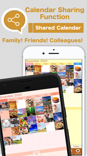 Calendar, Personal Planner & Diary - Jorte 1.9.56 Screenshots 2