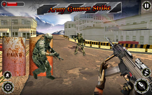 Bravo Shooter: Gun Fire Strike 1.0.2 screenshots 8