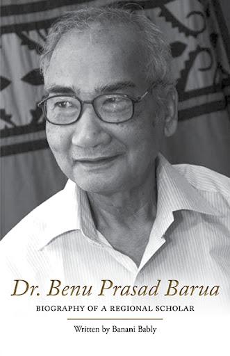 Dr. Benu Prasad Barua cover