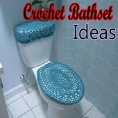 Crochet Bathset Ideas