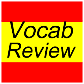 Easy Spanish Vocabulary Review
