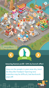 Foodpia Tycoon – Idle restaurant 5
