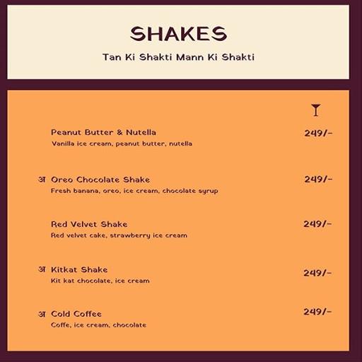Anardana :  Modern Kitchen & Bar menu 2