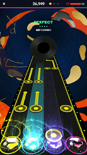 Game BEAT FEVER - Music Planet APK for Windows Phone