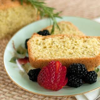 Rosemary Olive Oil Cake.