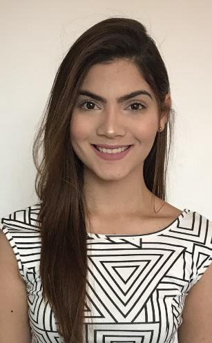 Un dibujo de una mujer sonriendo  Descripción generada automáticamente con confianza media